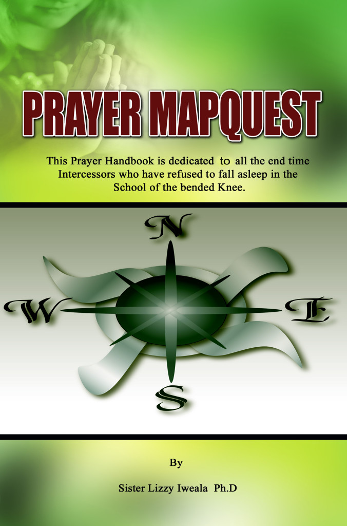 PRAYER MAPQUEST_Front_Cover